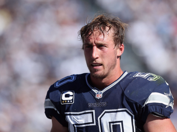 """Linebacker Sean Lee did not play for the Dallas Cowboys in the season finale and the decision cost him $2 million. He did not want to """"disrespect"""" his team."""