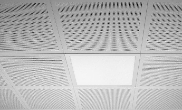 Led Lighting For Knauf Danoline Contur Ceiling System Led Light Fixtures Ceiling System Led Lights