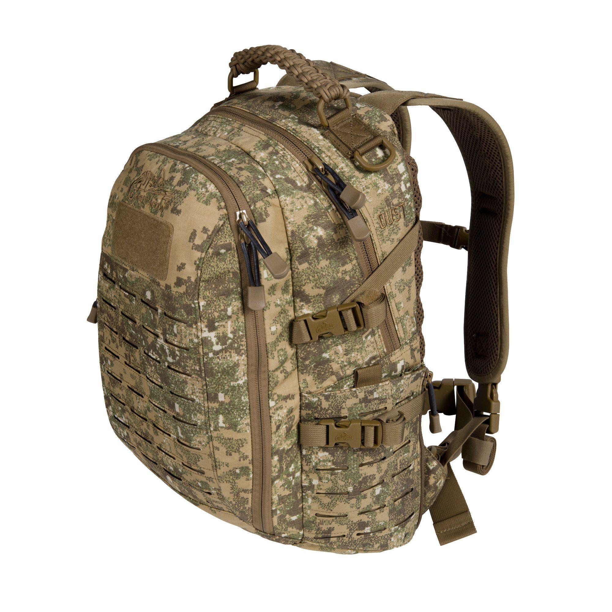 cfc8cde9404f Direct Action Dust Tactical Backpack Pencott Badlands. Dust Mk II have  redesigned side pockets that
