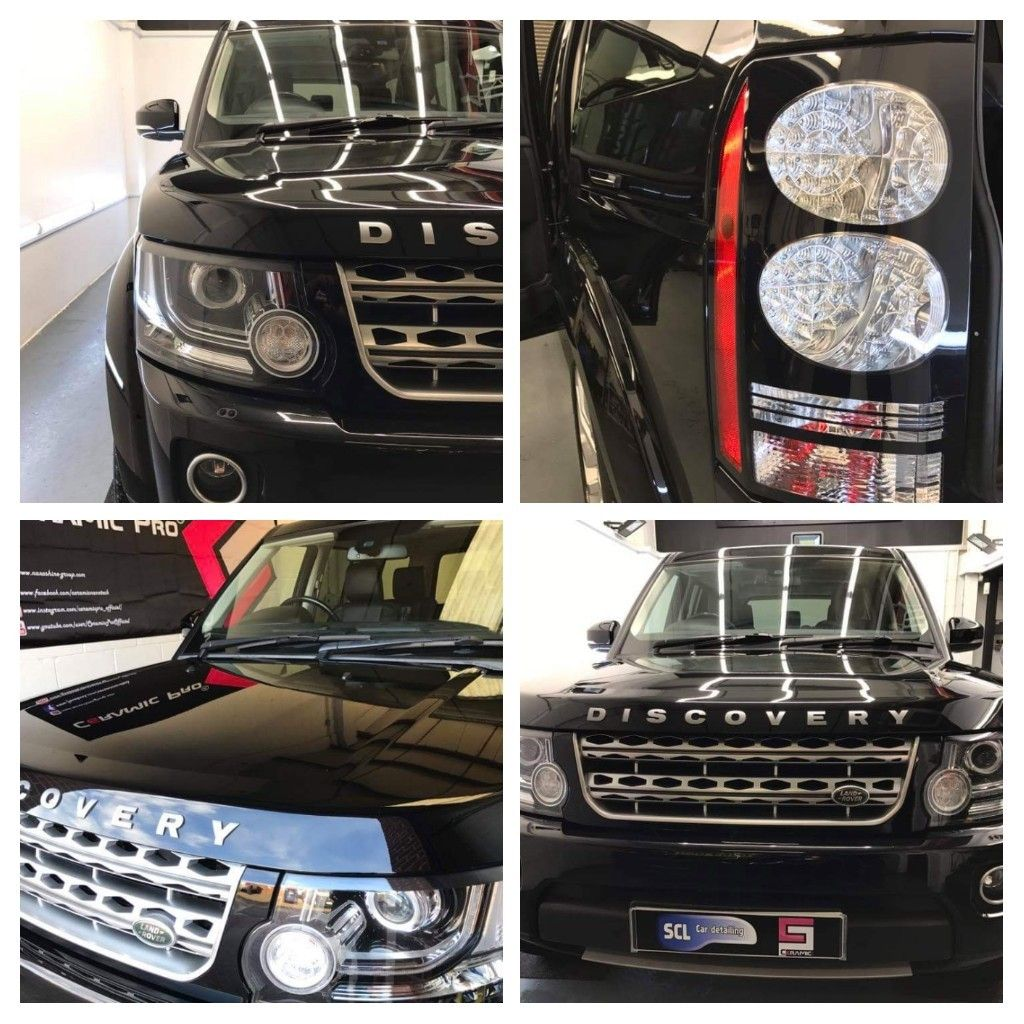 Land Rover Discovery SCL Car Detailing ☎️01733 685256