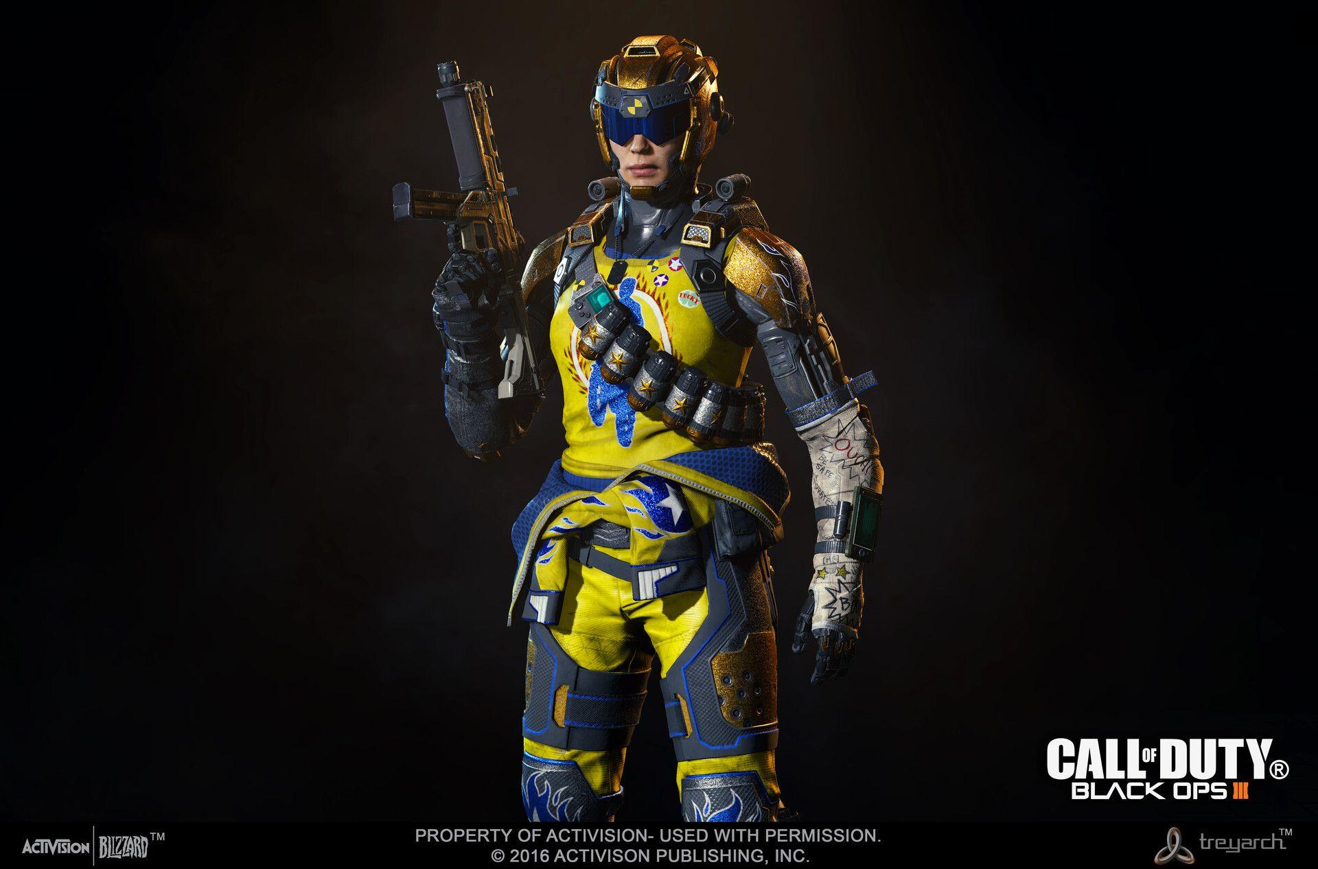 Artstation Multiplayer Skins Call Of Duty Black Ops 3 Dlc 2016 Mike Curran Black Ops Call Of Duty Black Ops 3