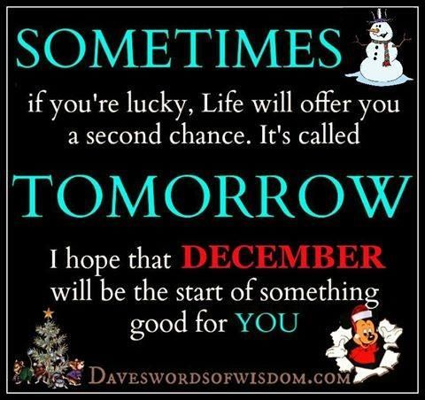 I Hope December Is A Great Month For You december december ...