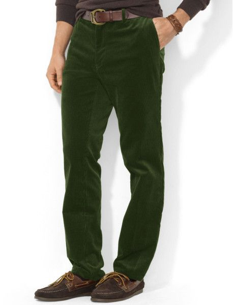 mens green corduroy pants | dudes in corduroy - mecs en velours ...