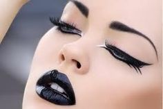 getting creative with eyeliner - Google Search