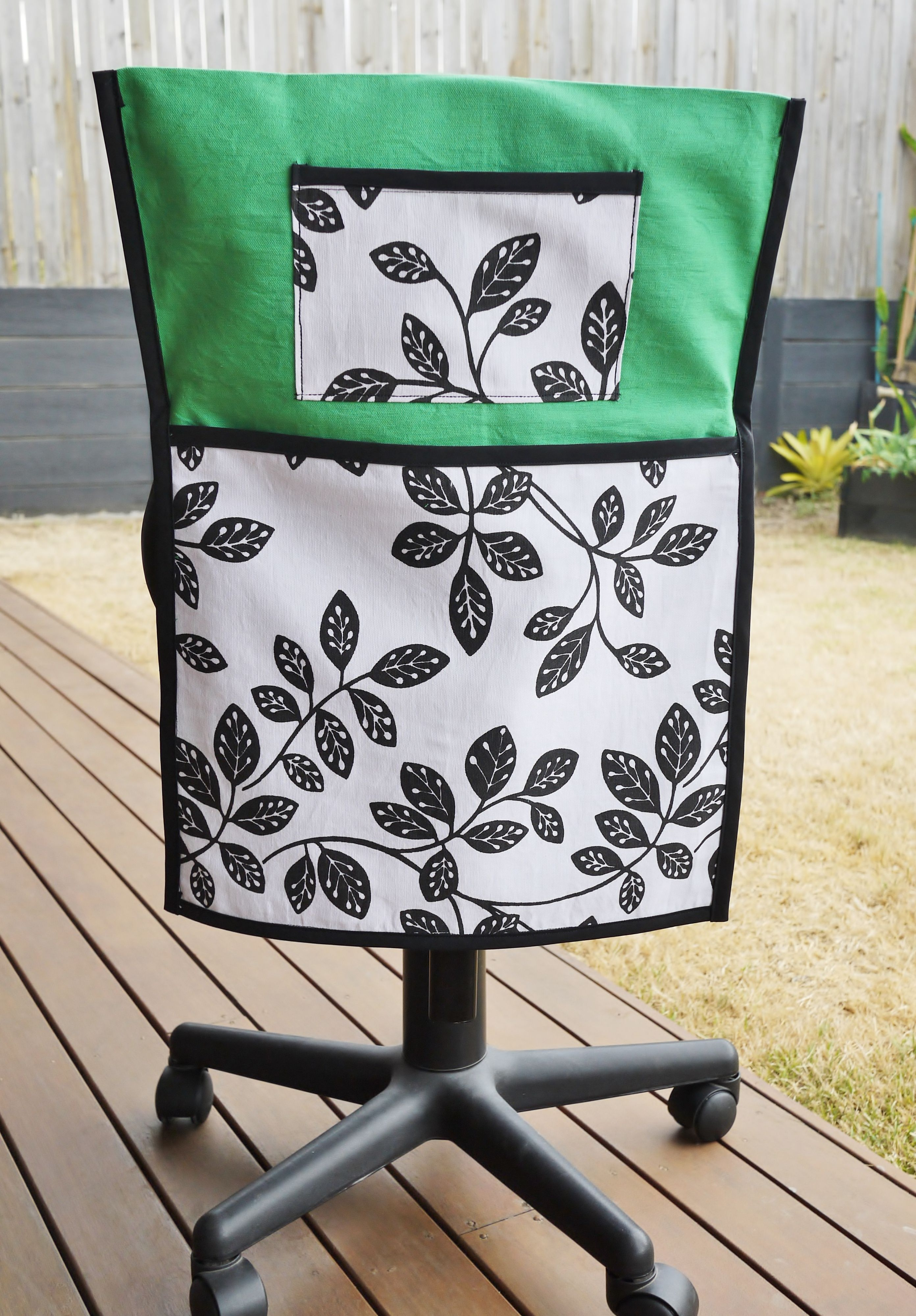 Delightful design - it outlasted the other chair bags in a ...