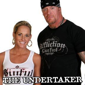Michelle and the Undertaker - michelle-mccool Photo