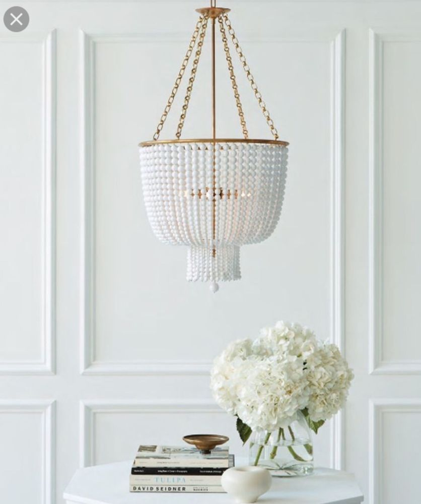 Visual Comfort And Company Beaded Jacqueline Chandelier Beaded Chandelier Decor Visual Comfort