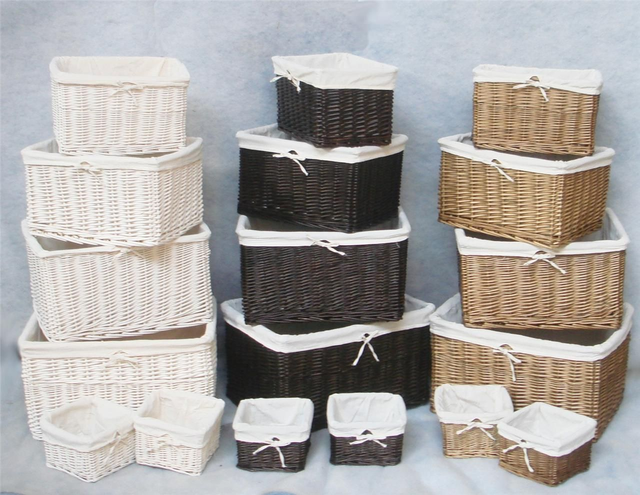 Decoration Wicker Baskets