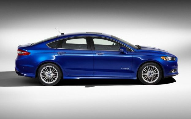 Official 2013 Ford Fusion Hybrid Returns 47 47 47 Mpg Ford