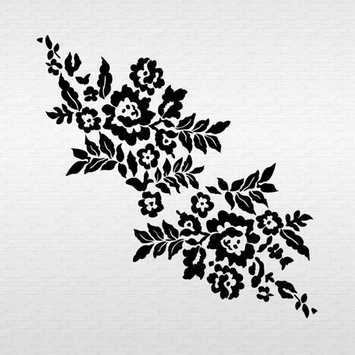 Lace Swag Stencil | Stencil | Pinterest | Stenciling, Lace patterns ...