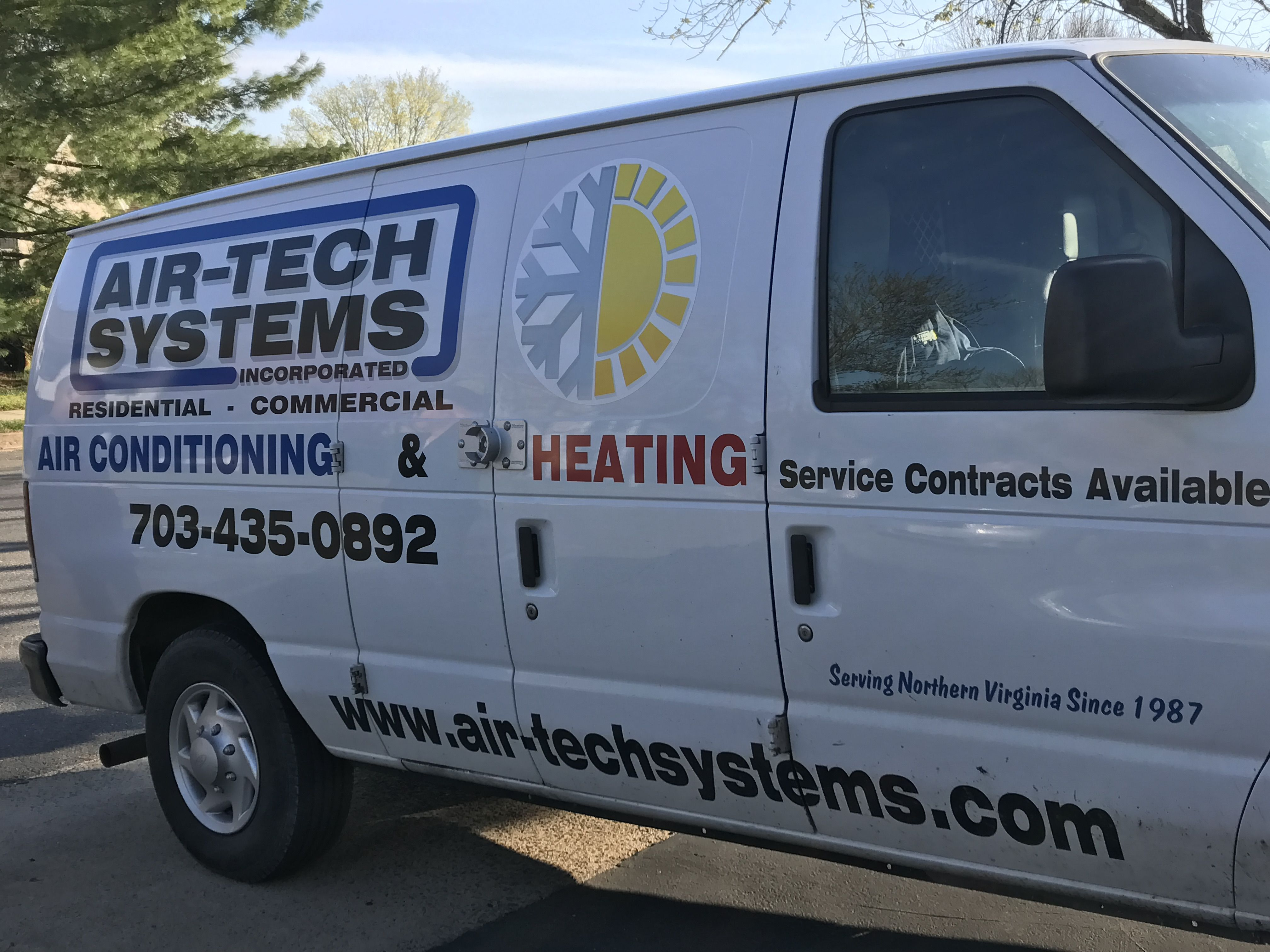 Heating And Air Conditioning Repair Near Me AirTech