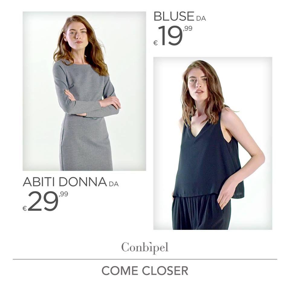 conbipel catalogo bluse moda 2016 2017 pinterest