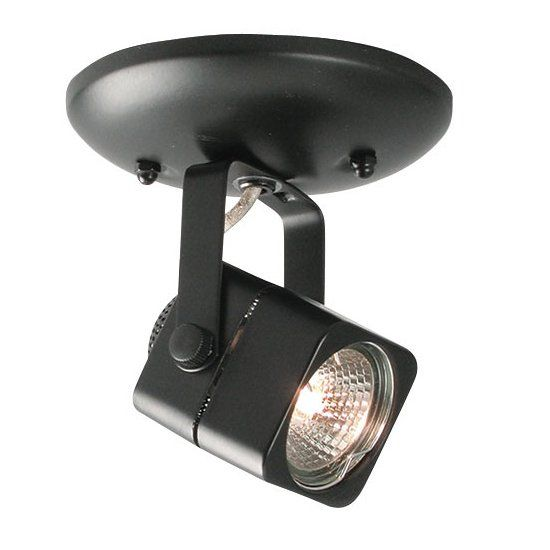 Galaxy lighting 70318 1c halogen monopoint directional spot light galaxy lighting 70318 1c halogen monopoint directional spot light aloadofball