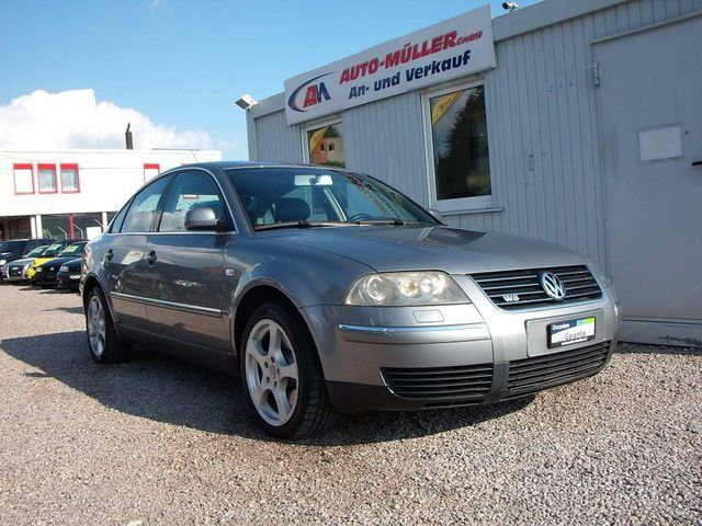 Vw Passat 4 0 W8 4motion Highline Petrol Second Hand Used Automatic Vw Passat Sell Used Car Volkswagen Passat