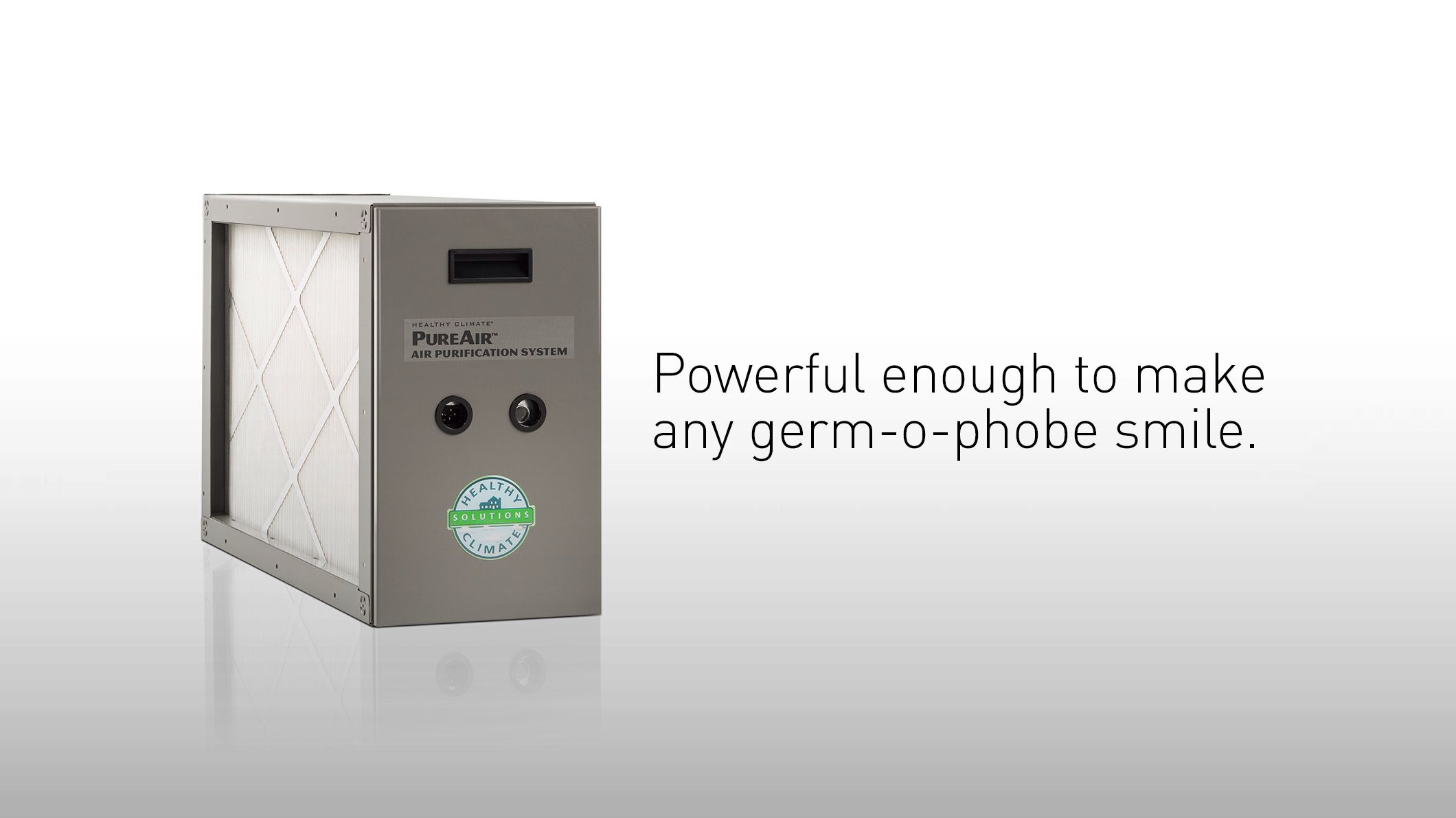 The Pure Air Air Purification System From Lennox Gives You Hospital Quality Air In Your Home But Don T Forget To Air Purification Systems Duct Work Indoor Air