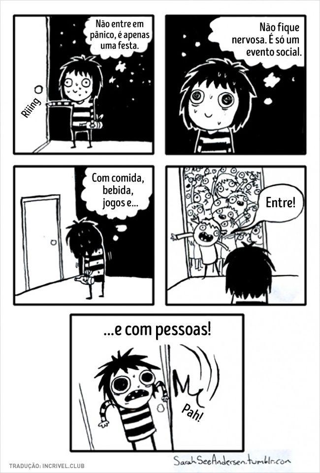 19quadrinhos que mostram adifícil vida deuma garota - popularhoje.com