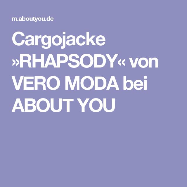 Cargojacke »RHAPSODY« von VERO MODA bei ABOUT YOU