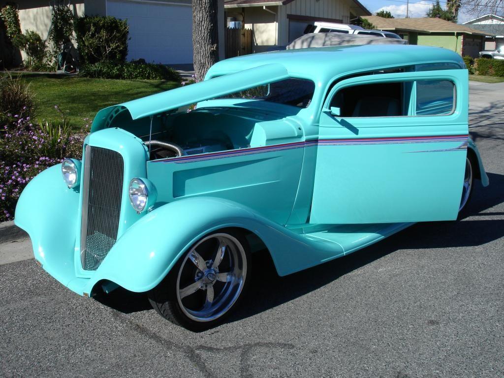 1934 Chevrolet Sedan Delivery for sale | HotrodHotline.com | Hot Rod ...