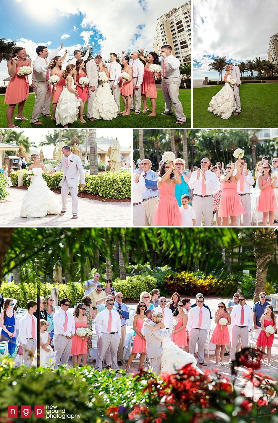Marco Island Marriott Wedding Melanie Corey Florida Weddings