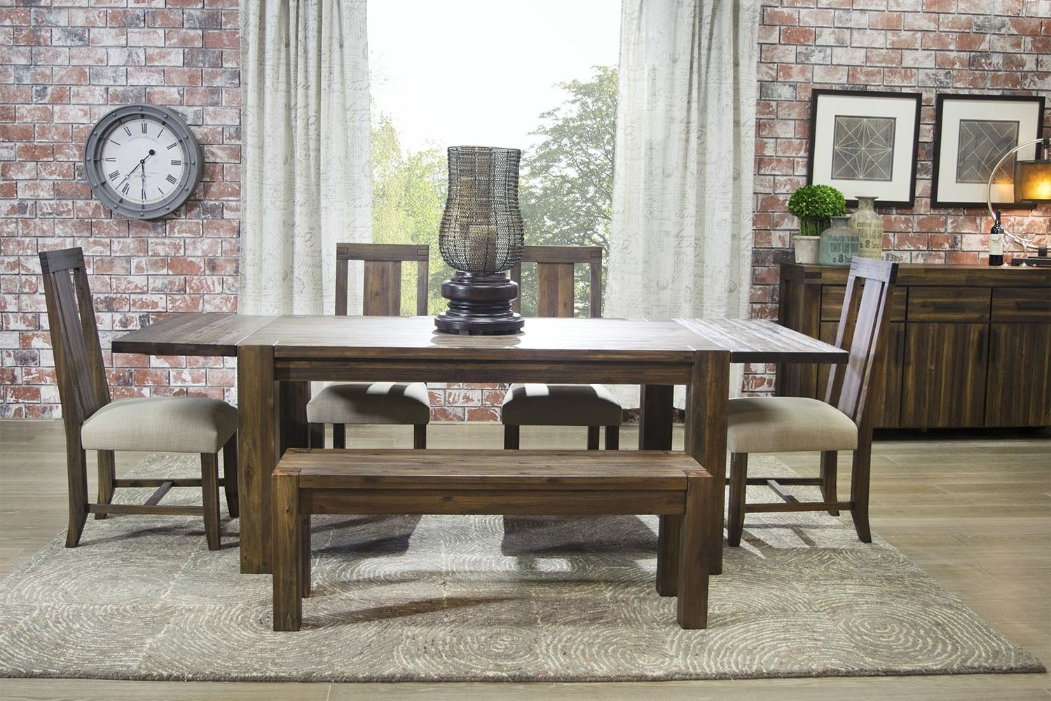 Meadow Upholstered Dining Room Dining Room Mor