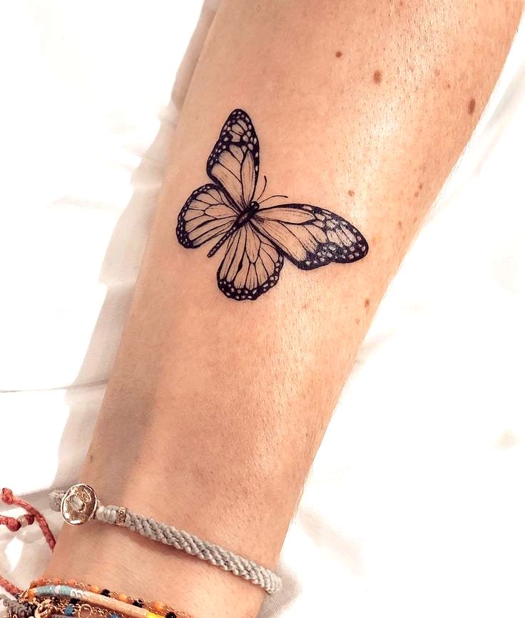 Photo of 21 #Adorable #Butterfly #Tattoos #For #Women –  21 #Bezaubernd