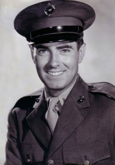 Tyrone Power (1914-1958) Lieut, US Marine Corps, WW II Great - surface warfare officer sample resume
