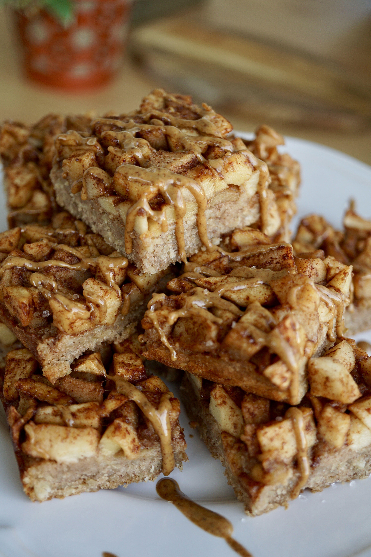 Vegan Apple Pie Bars Plenty Sweet Vegan Apple Pie Apple Pie Bars Low Cal Recipes