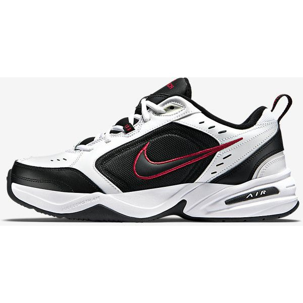 Nike Air Monarch IV Men's Training Shoe. Nike.com (£46) ❤ liked on Polyvore  featuring men's fashion, men's shoes, mens shoes, nike mens shoes and m…