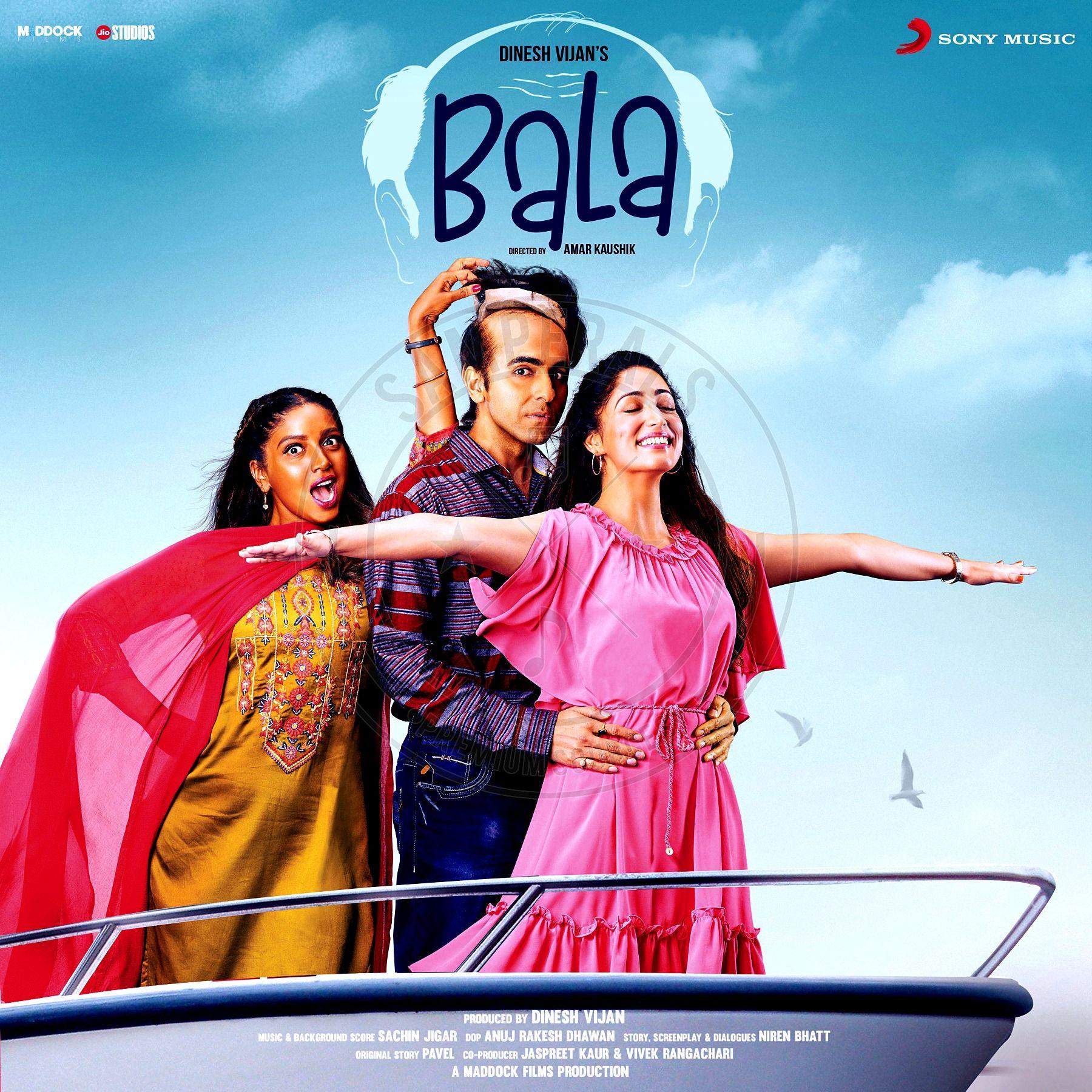 Bala 2019 Digitalrip Wav Hindi Movies Mp3 Song Mp3 Song Download