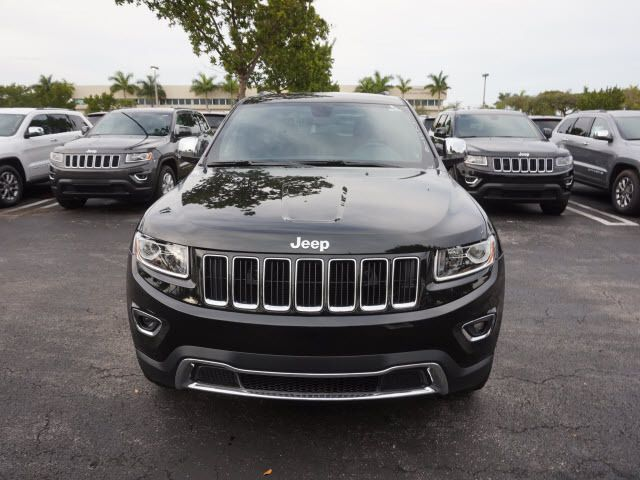 2015 Jeep Grand Cherokee Limited Jeep Grand Cherokee Find Cars