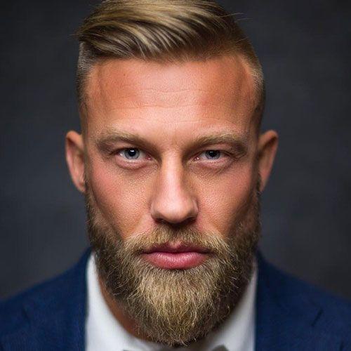 Top 61 Best Beard Styles For Men (2019 Guide) #hairandbeardstyles