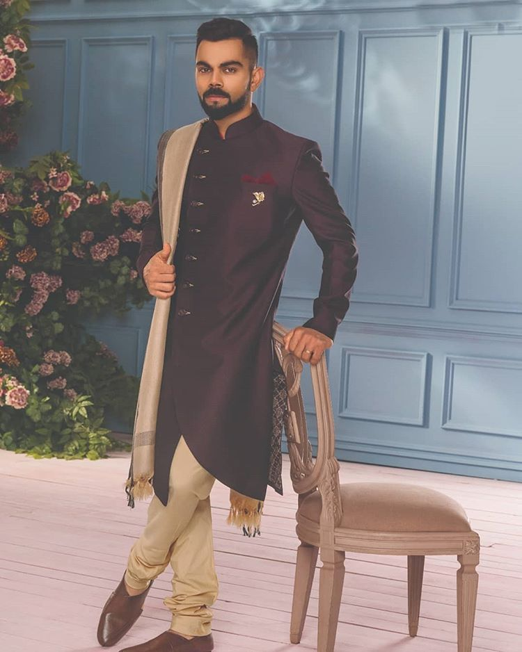 f9e90670211 The Virat Collection by Manyavar Mohey  DressCodeManyavar  manyavarmohey   manyavar  viratkohli  virat
