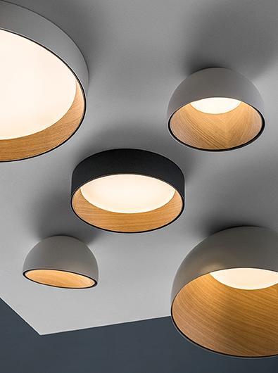 Vibia Deckenleuchte Guise – Designerlampen von Raum & Form