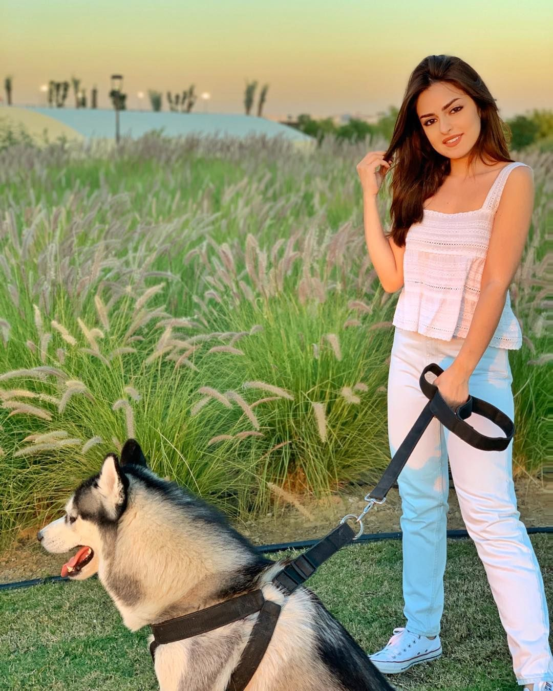 Safa Srour صفا سرور On Instagram سعيدة جدا أني رح زور اهل المملكة و تحديدا اهل الرياض بعد يومين صبايا شوفو الستوريز لان في اخبار Animals Dogs Travel