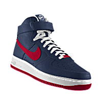 I Designed The Dark Blue Red And White Arizona Wildcats Nike Air
