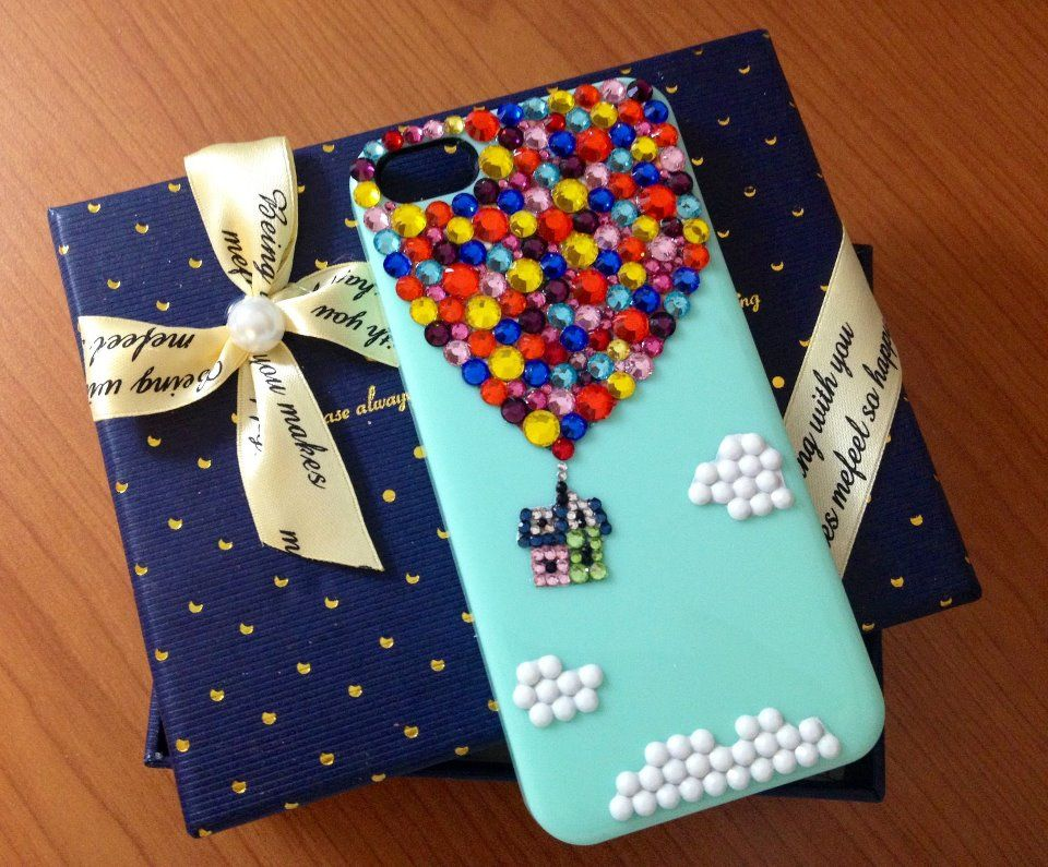 Up DIY iPhone Case Disney | Diy iphone case, Diy phone ...