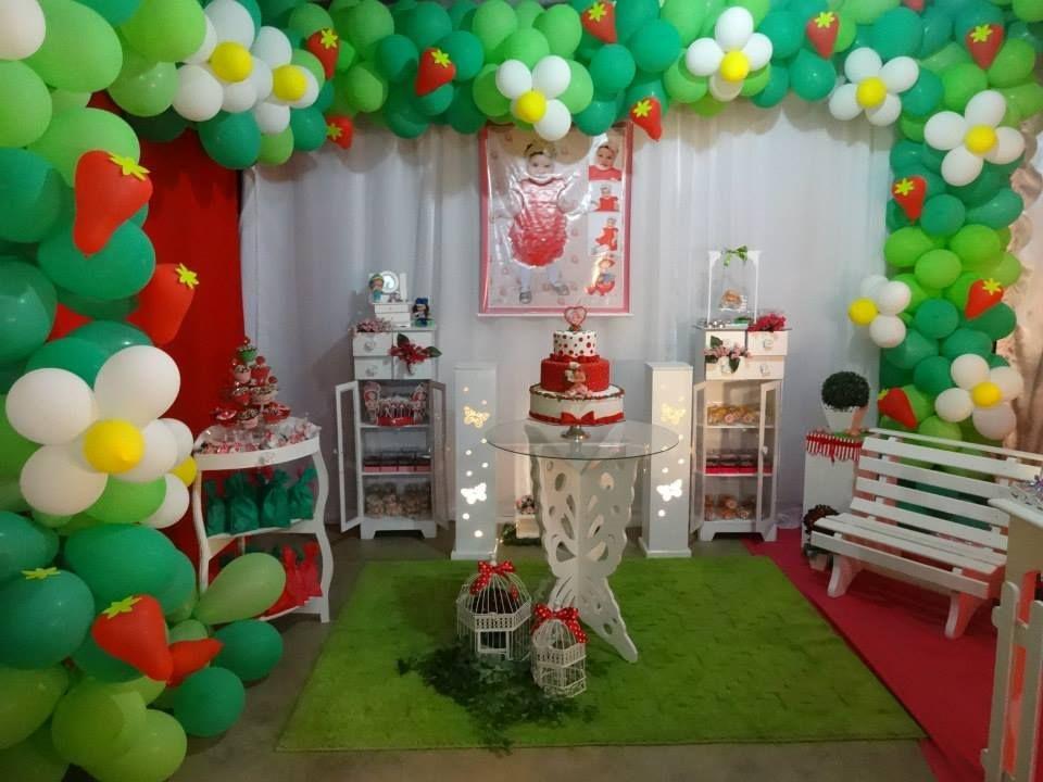 Festa Moranguinho             Paula Lomar - Google+