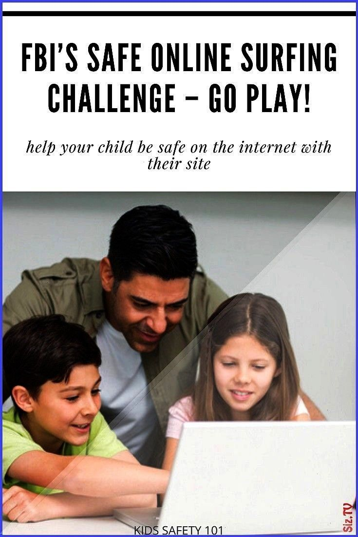 way to teach your kids internet safety Internet safety tips for kids The FBI  s Safe Online Surfing