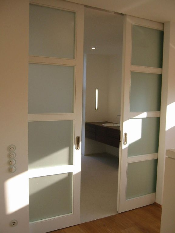 Bildergebnis für schiebetür bad Türen Pinterest Bäder und Türen - schiebetüren für badezimmer