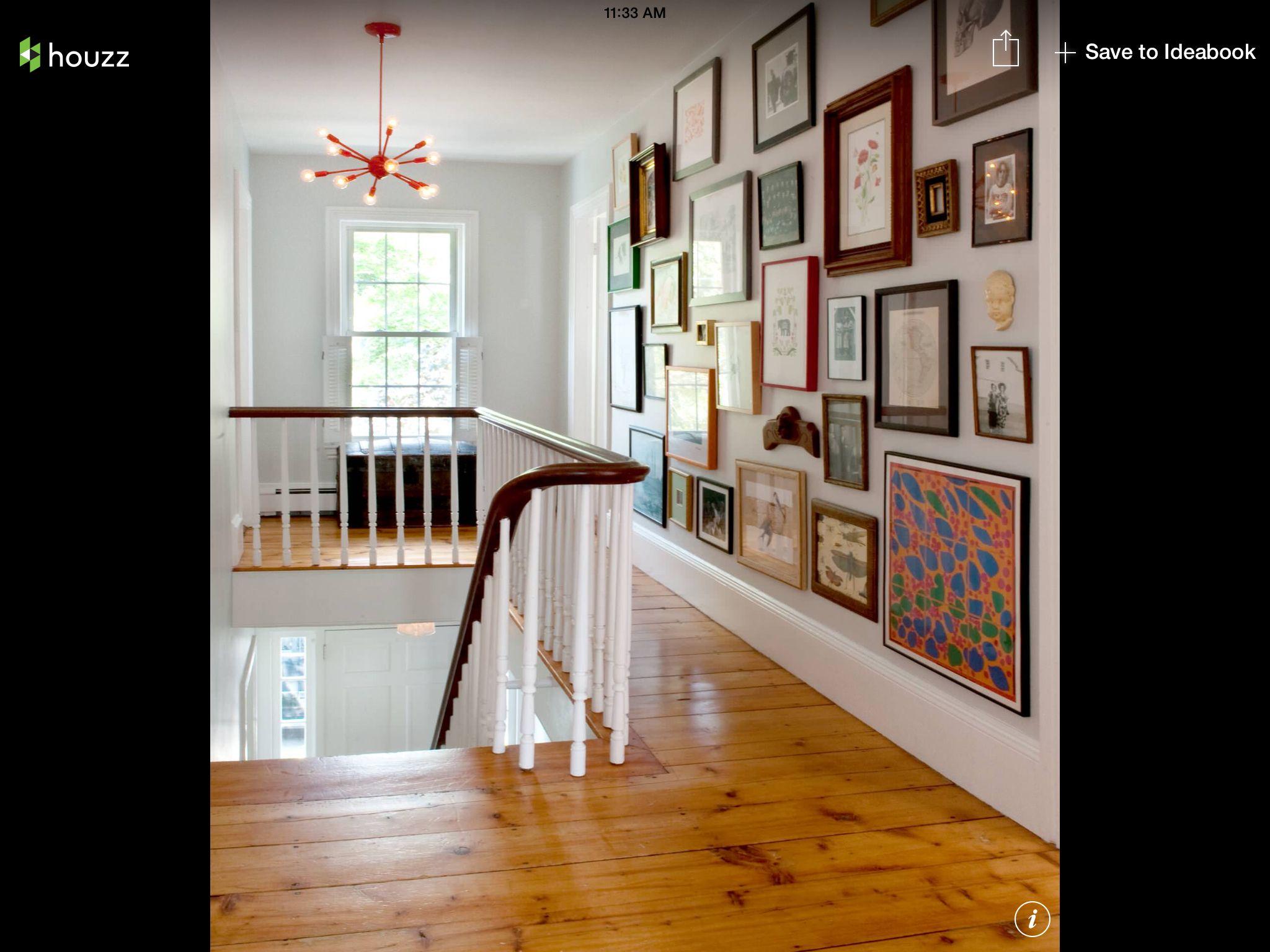 Pic Upstairs Hallway