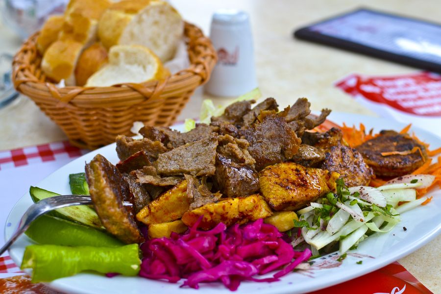 Photo of Kebaps (Turkey). 'Just about anything you can poke a şiş (sk…