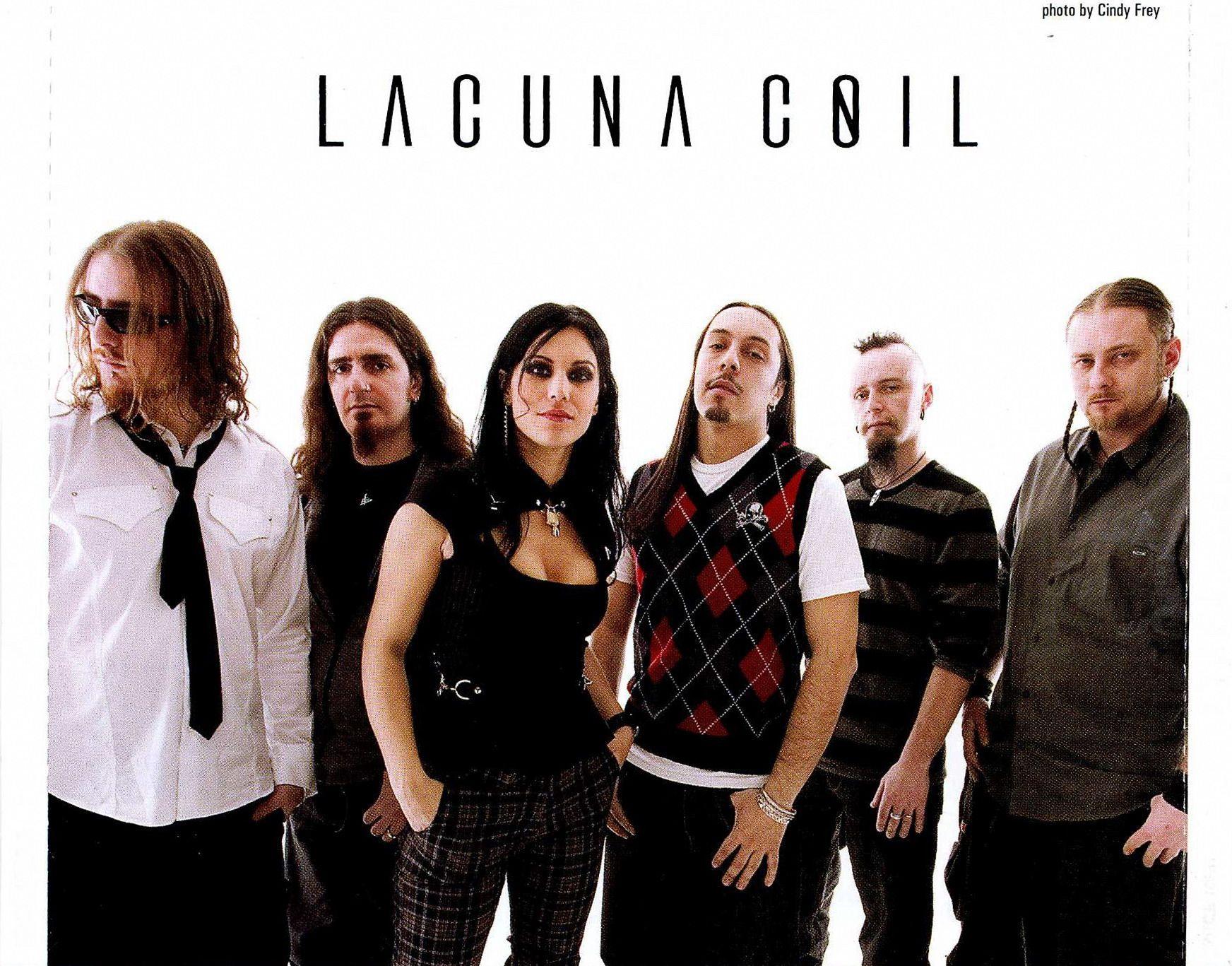 lacuna coil - Google Search