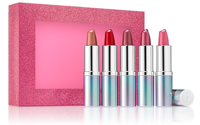 Clinique Kisses Holiday 2019 Lipstick Set Beauty Trends