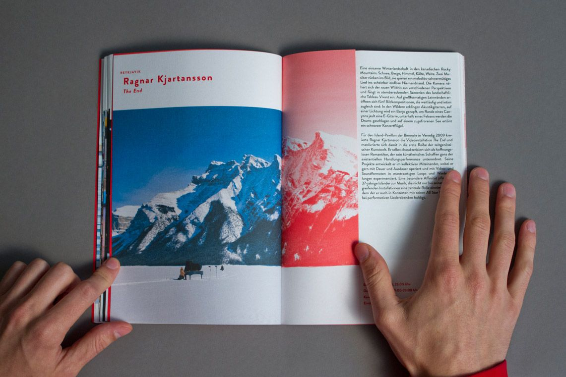 Simple And Effective Magazine Layout Design For Sommerszene 13 Graphic Dissertation