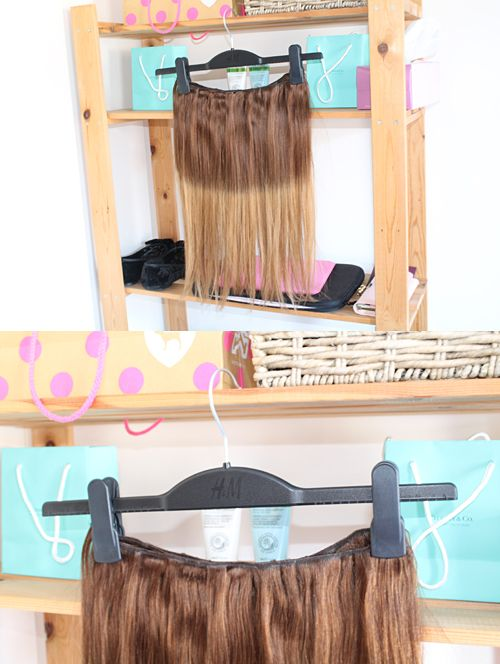 Holly Arabellas Uk Beauty Blog How To Store Hair Extensions