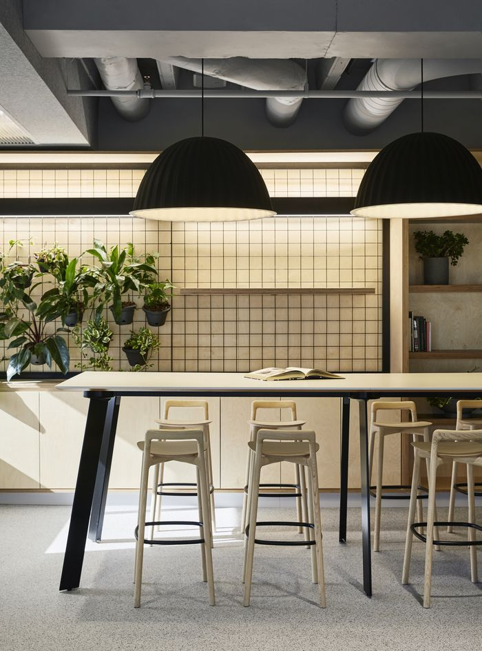 Office tour financial services company sydney office - Free kitchen design software australia ...