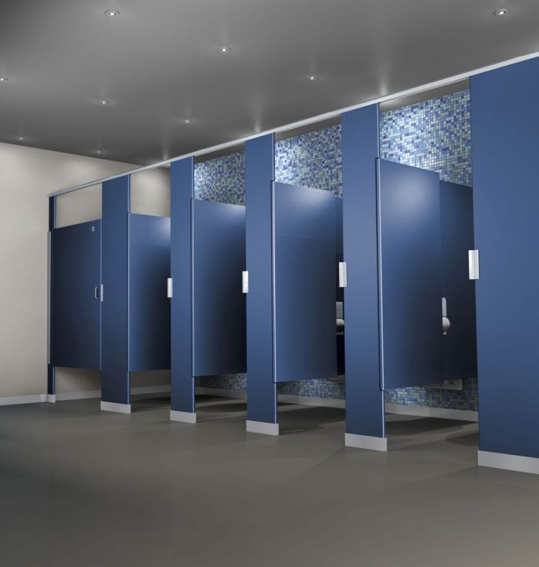 Spray painted bathroom stalls bathrooms pinterest for New washroom designs
