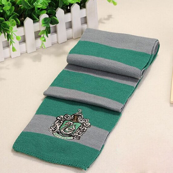 New Harry Potter Scarves - FREE SHIPPING WORLDWIDE!