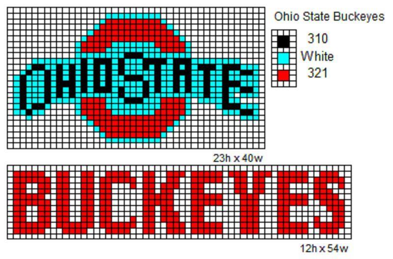 Ohio State Buckeyes by cdbvulpix on DeviantArt