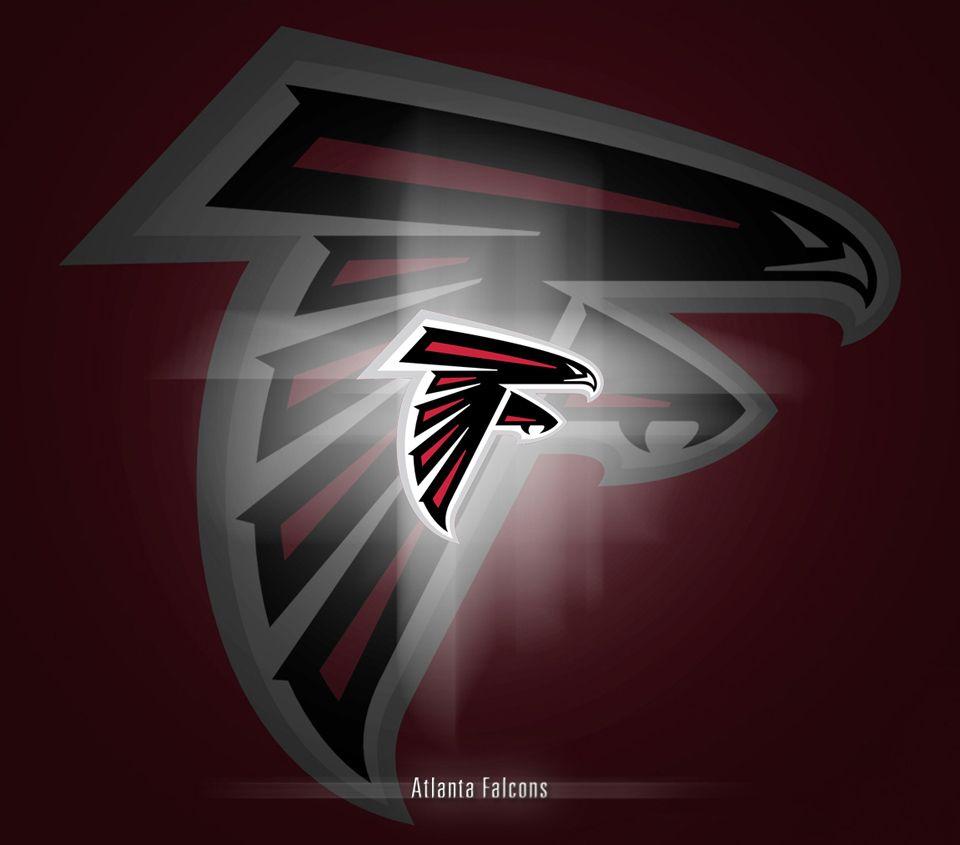 how to draw atlanta falcons logo